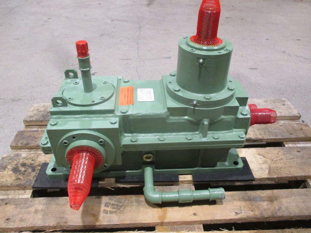 Nachbau eines JaKe (Jahnel-Kestermann) Kegelstirnradgetriebes