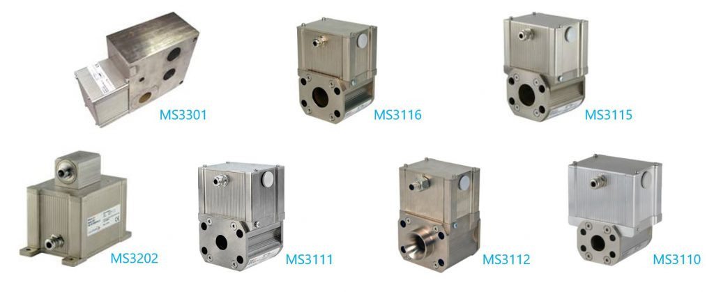 MetalSCAN Sensorübersicht