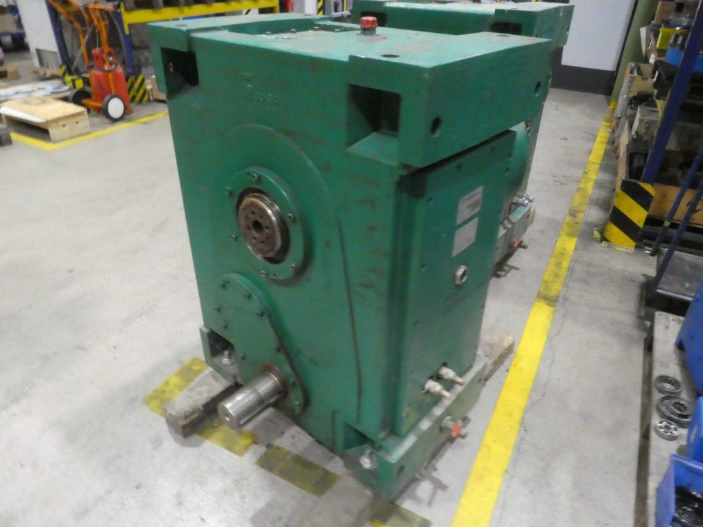 Eisenbeiss Getriebe ED 390N bei der Instandsetzung / Reparatur