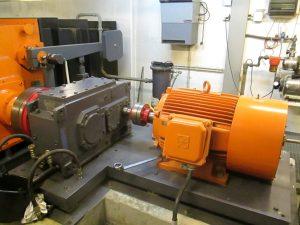 Instandsetzung eines Flender Getriebes H2 SH 08 B
