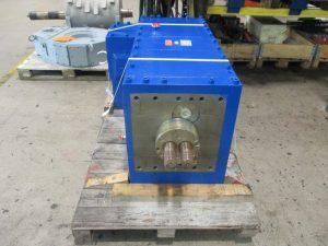 Instandsetzung und Modifikation eines NGC Getriebes SDJ 95,m hier nach der Reparatur