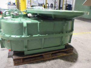 Sauerwald (Sawa) Getriebe Typ KL30400MC220-311VP nach der Reparatur / Instandsetzung